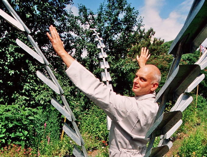 Hans Martin Sewcz, Berlin 2007 Foto: Klaus Rudolf